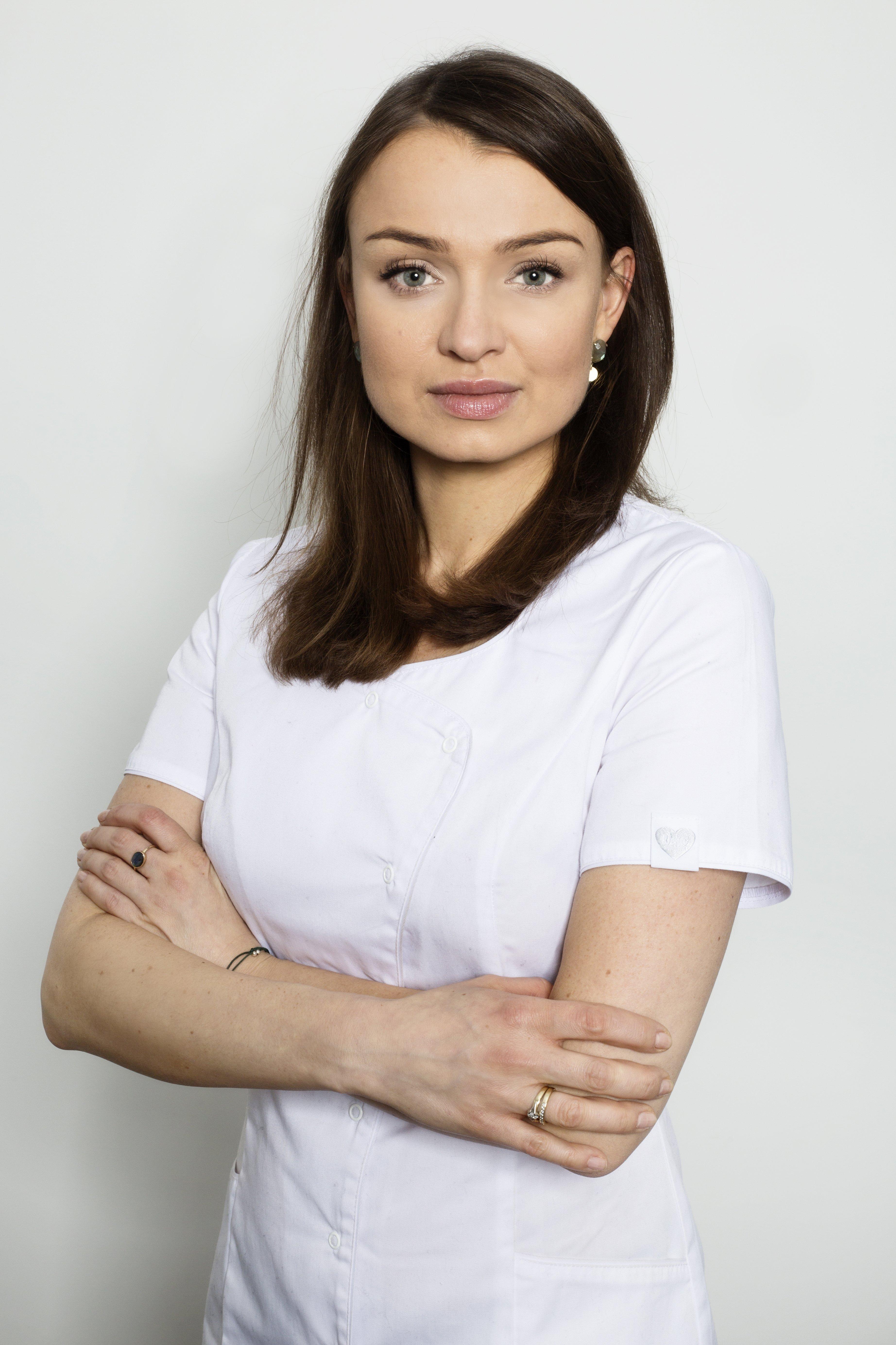 lek. med. Agnieszka Walczak – Cieślikowska