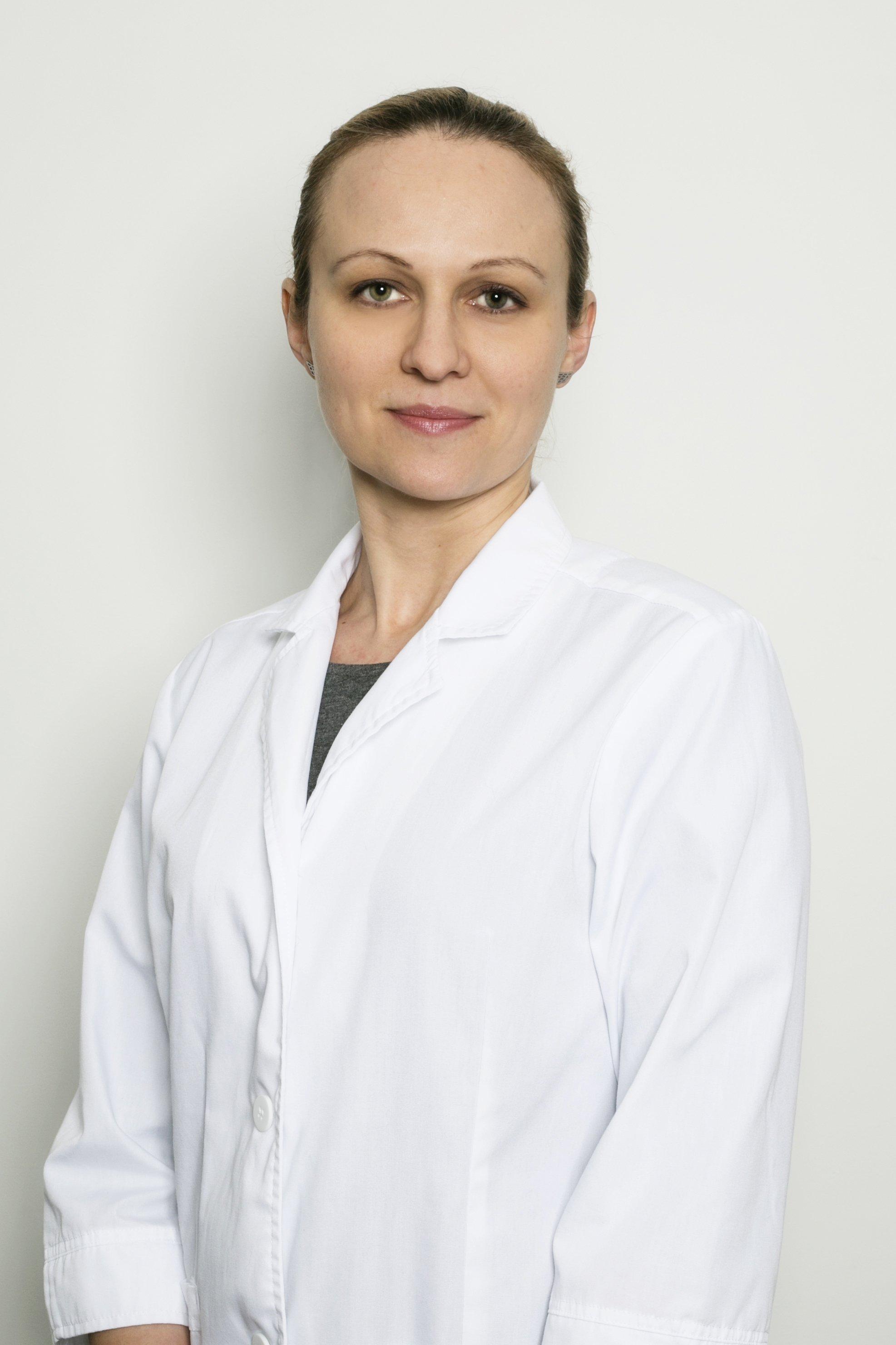 lek. med. Magdalena Górna