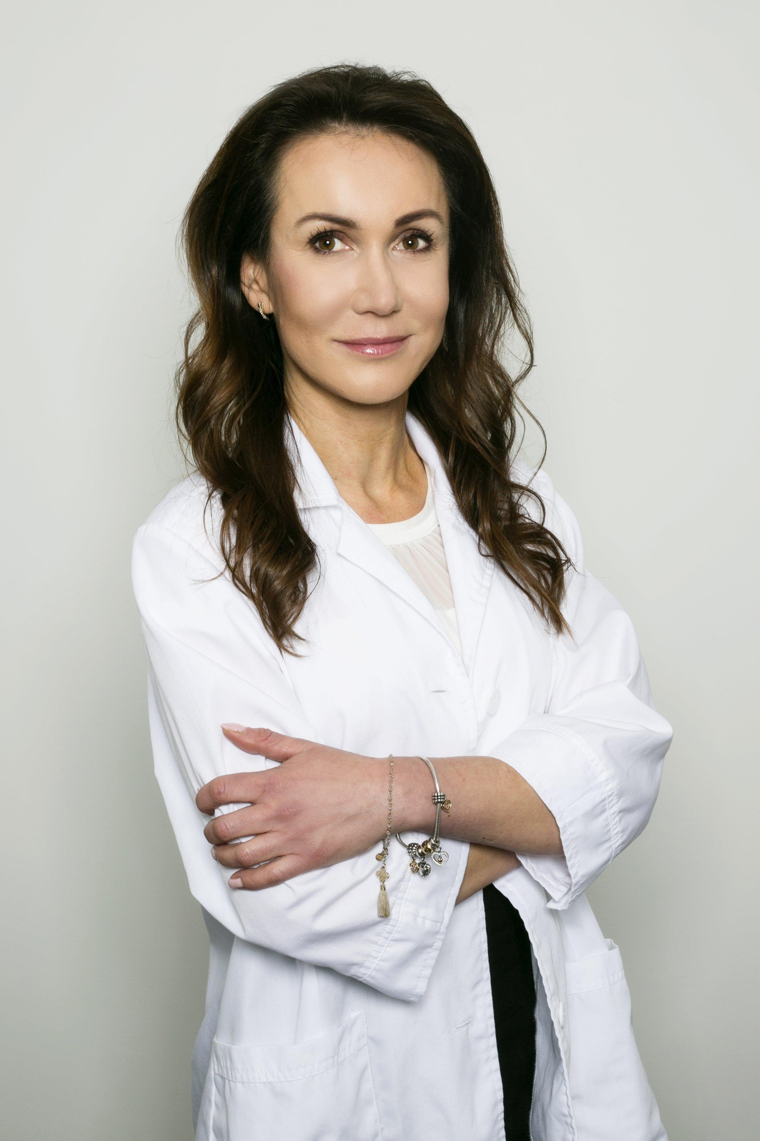dr n. med. Magdalena Jałowska